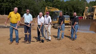 Aspen Racquet Club Groundbreaking