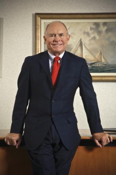 Richard Seaman   Chairman of the Board - Seaman Corporation