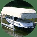 Boat Lift Canopies