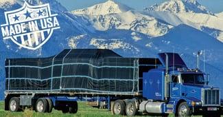 Shelter-Rite® Truck Tarp Fabric