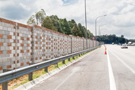 Precast Sound Barriers