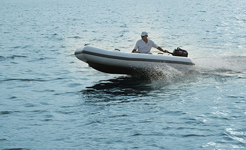 XR Mariner® Fabric for Inflatable Boats