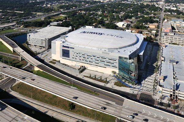 amway center fibertite project