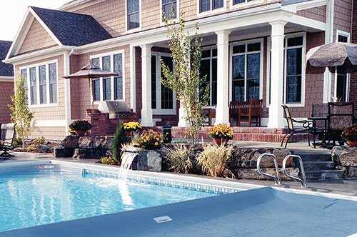 Fabric for Pool Covers
