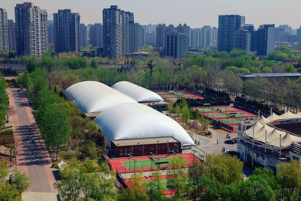 shelter rite project in beijing
