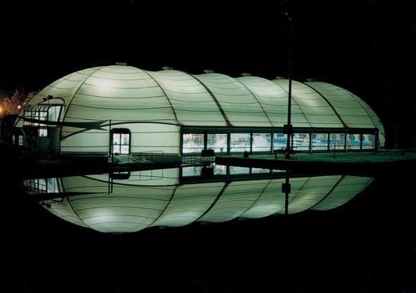 aquatic center shelterrite
