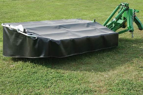 Fabric for Commercial Mower Covers