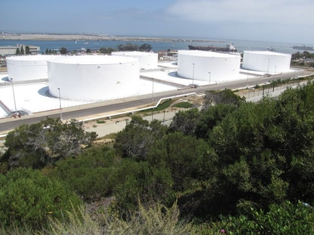 DFSP Point Loma Fuel Storage Facility Becomes First to Receive LEED ...